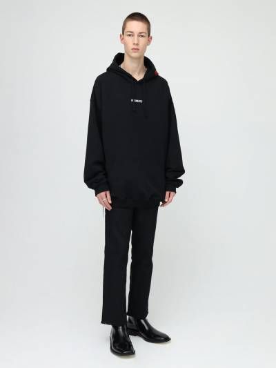 Худи С Логотипом Moleton Vetements 73ILEY006-QkxBQ0s1 - 2