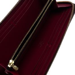 Louis Vuitton Monogram Canvas Clemence Wallet 360786