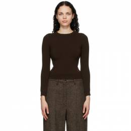 Extreme Cashmere Brown N°98 Kid Sweater