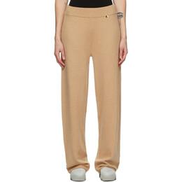 Extreme Cashmere Tan Cashmere N°104 Trouser Lounge Pants