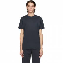 Sunspel Navy Classic T-Shirt MTSH0001