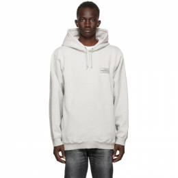 Neighborhood Grey Classic-S C Hoodie 202MBNH-CSM02