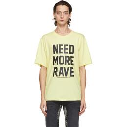 Stolen Girlfriends Club Yellow Rave T-Shirt C4-20T001Y-C