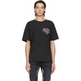 Stolen Girlfriends Club Grey Slime T-Shirt C4-20T001WB-A