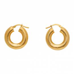 Sophie Buhai Gold Tiny Everyday Hoop Earrings PC-E04-GOLD