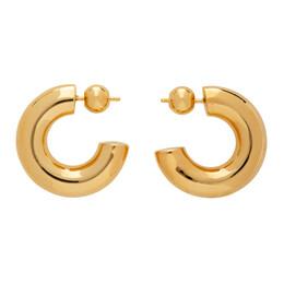 Sophie Buhai Gold Small Donut Earrings PC-E20-GOLD