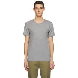 Paul Smith Grey Crewneck T-Shirt M1A-591B-AU278-70