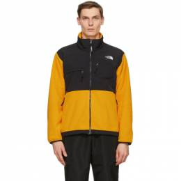 The North Face Yellow 95 Retro Denali Sweater NF0A3XCD