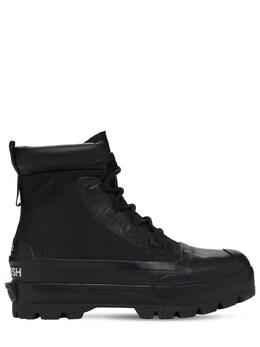 Ambush Ctas Duck Boots Converse 72IXYO049-QkxBQ0s1