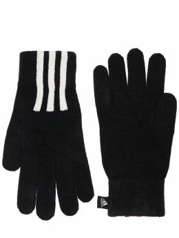 Проводящие Перчатки 3stripes Adidas Performance 72IGZQ062-QkxBQ0s1