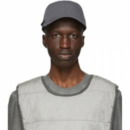 11 By Boris Bidjan Saberi Grey New Era Edition 9Forty Cap 51 11xNE