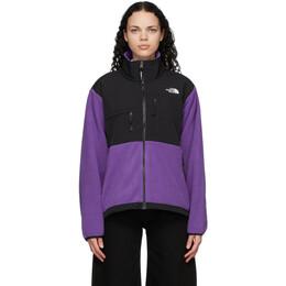 The North Face Purple 95 Retro Denali Sweater NF0A3XCD