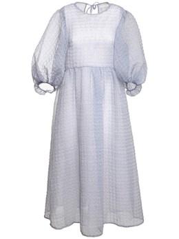 Платье Из Органзы Cecilie Bahnsen 72I5VD016-QkxVRQ2