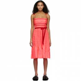 Molly Goddard Pink Joyce Dress MGPRE21-06