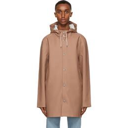 Stutterheim Taupe Stockholm Raincoat 2359