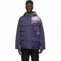 Neighborhood Navy Smock CE Jacket 202YTNH-JKM02