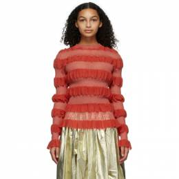 Molly Goddard Pink Gigi Sweater MGPRE21-25
