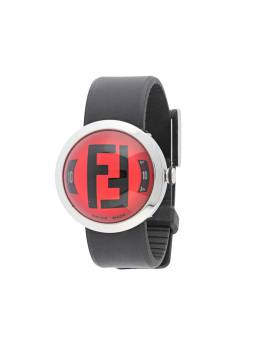 Fendi Pre-Owned наручные часы Bussola Bubble pre-owned 20 мм 006665