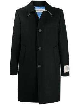 Golden Goose однобортное пальто GMP00277P00011090100