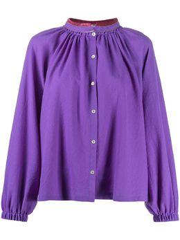 Forte_Forte блузка со сборками 7731MYSHIRT