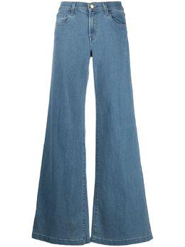J Brand расклешенные джинсы средней посадки JB003129