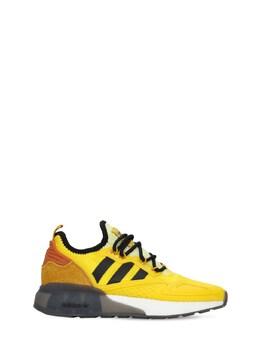 Кроссовки Ninja Zx 2k Boost Adidas Originals 72ILZ6002-WUVMTE9XL0xFR0FDWSBH0