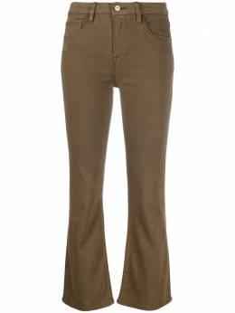 Frame укороченные расклешенные брюки LCMB111