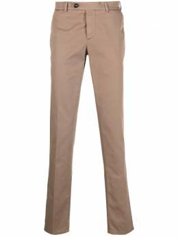 Brunello Cucinelli узкие брюки чинос M289LI1770