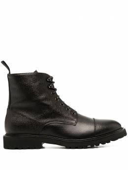 Scarosso ботинки на шнуровке JACKIEBOOTBRWCALF