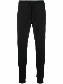 Calvin Klein Jeans спортивные брюки с нашивкой-логотипом J30J316500BEH