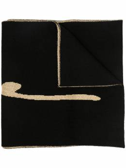 Versace шарф с эффектом металлик ISC3003A233570