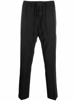 Cmmn Swdn прямые брюки с кулиской STANM17W431