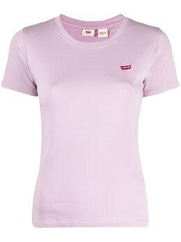 Levi's футболка с вышитым логотипом 376970007