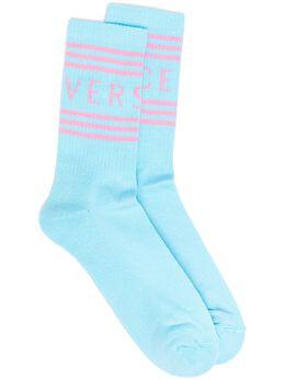 Versace носки с логотипом ICZ0003IK0203
