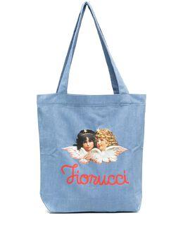 Fiorucci сумка-тоут с логотипом A06GALV1CLV