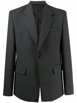 Lemaire однобортный пиджак JA143LF483