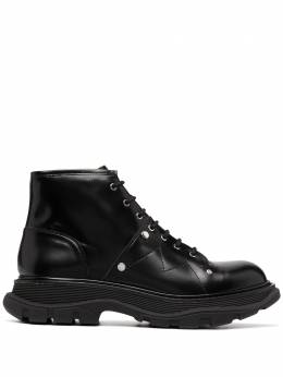 Alexander McQueen ботинки Tread на шнуровке 604253WHZ80
