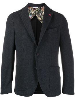 Manuel Ritz однобортный пиджак 2932G2038M203691