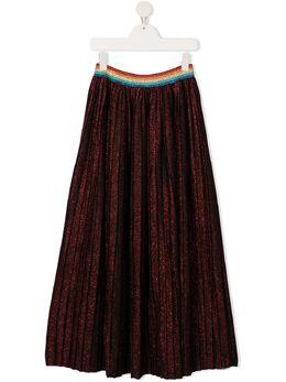 Sonia Rykiel юбка с блестками 20W1SK13