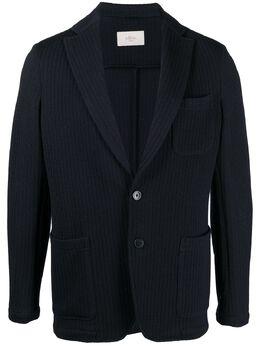 Altea однобортный пиджак в полоску 2062326