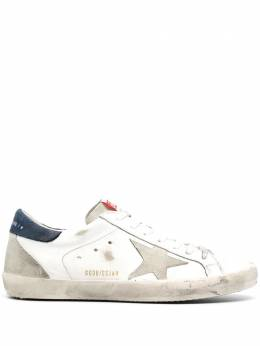 Golden Goose кеды Superstar GMF00102F000340