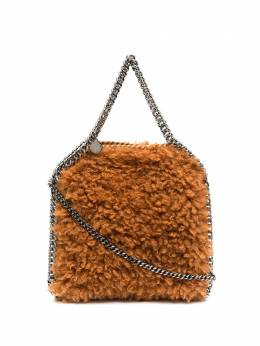 Stella McCartney сумка-тоут Falabella из шерпы 371223W8751