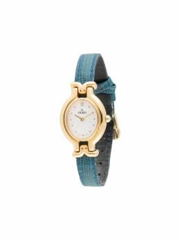 Fendi Pre-Owned кварцевые наручные часы pre-owned 640L045030