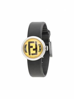Fendi Pre-Owned наручные часы Bussola Bubble pre-owned 20 мм 001631