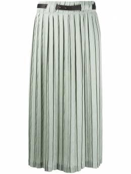 Alysi юбка миди с поясом 150018