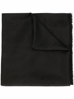 Bally шарф с бахромой 6234959