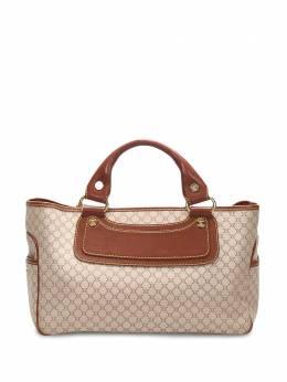 Celine Pre-Owned сумка pre-owned с узором Macadam 0ICEHB009