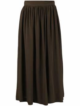 Alysi юбка миди со складками 150024