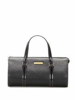 Burberry Pre-Owned сумка с подкладкой в клетку 0IBUHB027
