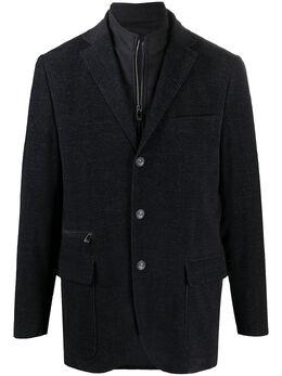Corneliani однобортный пиджак 8665970816500